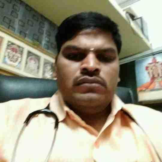 Dr. Kenish Arulvasagam's profile on Curofy