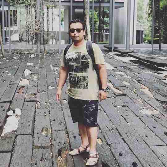 Rahul Motsara's profile on Curofy