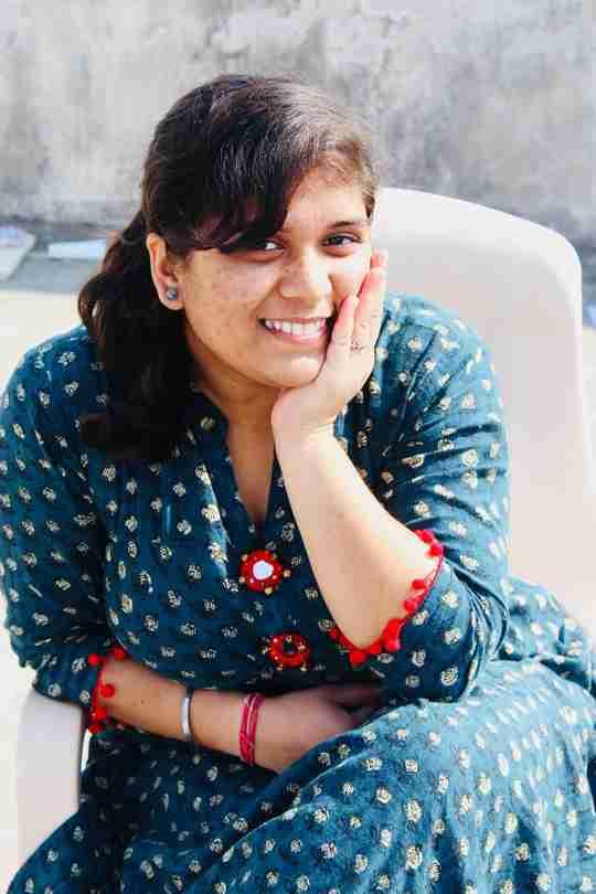 Megha Vaghela's profile on Curofy