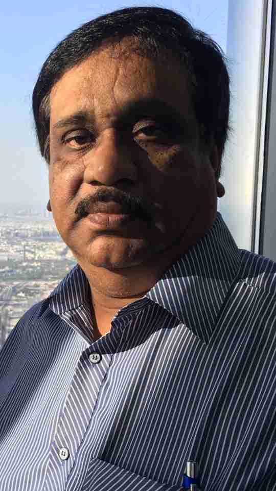 Dr. Krishna Reddy S V's profile on Curofy