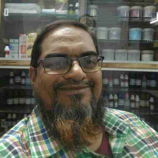 Dr. Gulam Mohammed Momin's profile on Curofy