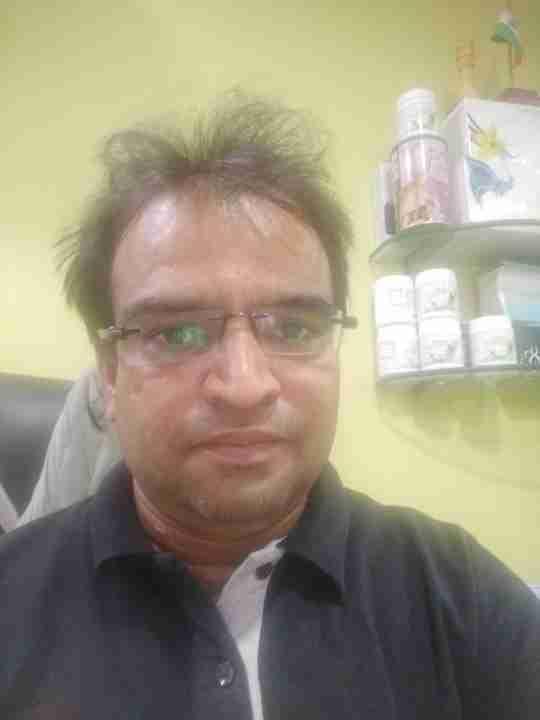 Dr. Chetanbhai Prajapati's profile on Curofy