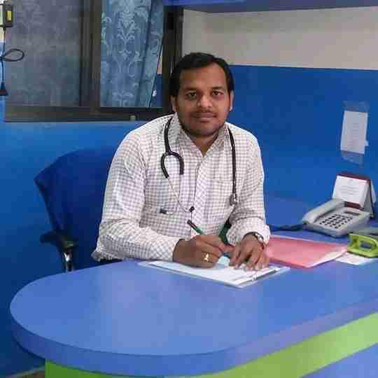 Dr. Jaishankar Pradhan's profile on Curofy