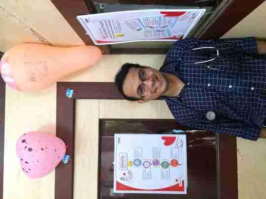 Dr. Vivek Raskar's profile on Curofy