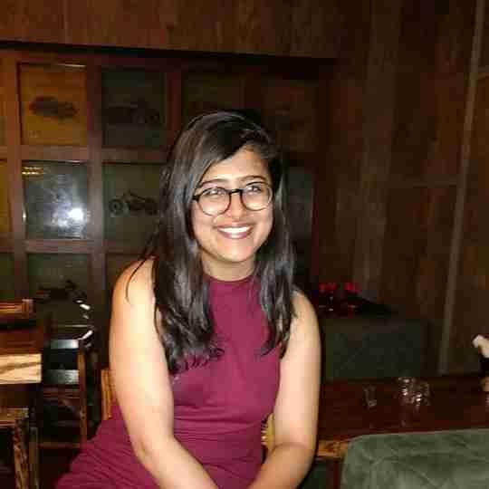 Aishwarya Varma's profile on Curofy