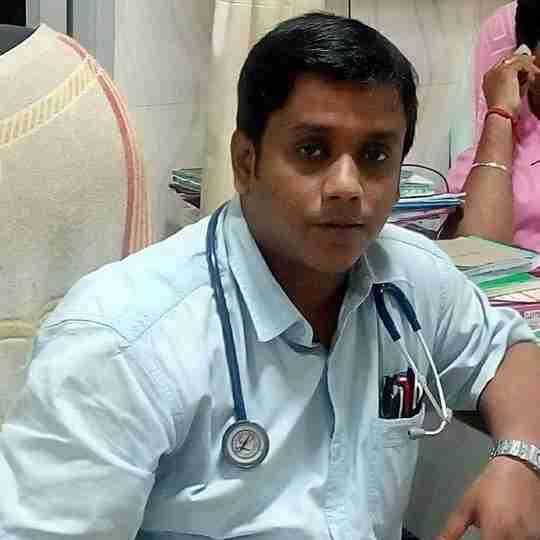 Dr. Krishnendu Sarkar's profile on Curofy