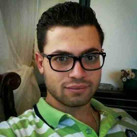 Ahmad Sahloul's profile on Curofy