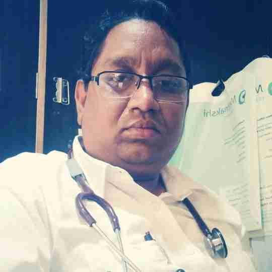 Dr. Vikas Bhardwaj's profile on Curofy