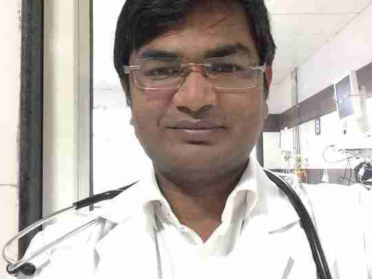 Dr. Ankit Kumar Katiyar's profile on Curofy