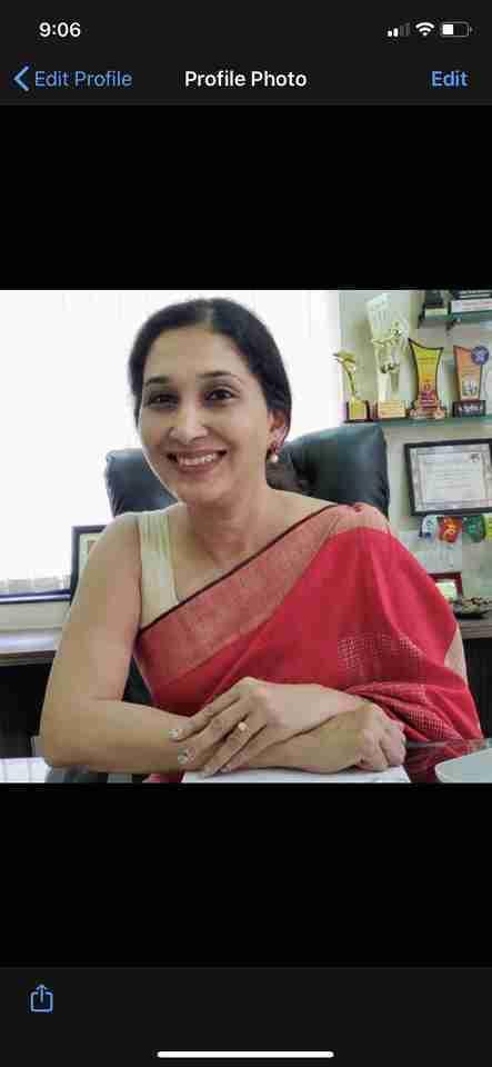 Sangeeta Deshpande's profile on Curofy