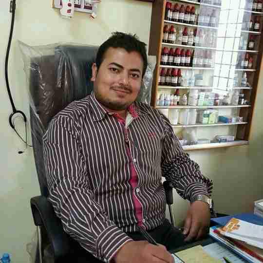 Dr. Bhavik Chandra's profile on Curofy