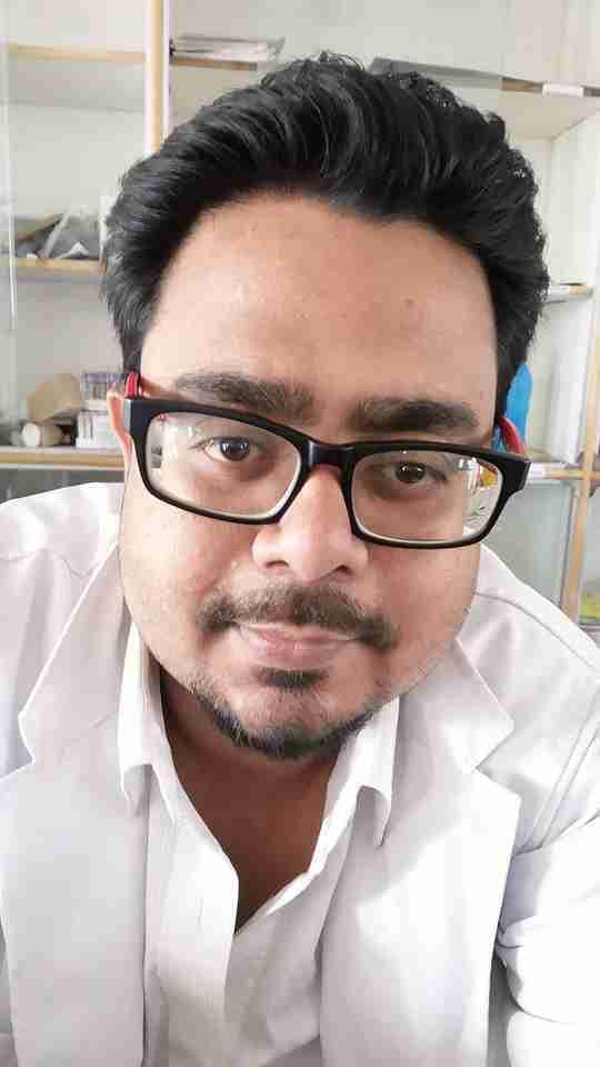 Dr. Saswat Subhankar's profile on Curofy