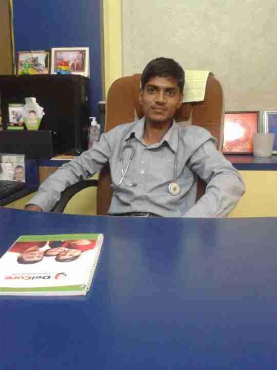 Dr. Mohan Pokharkar's profile on Curofy