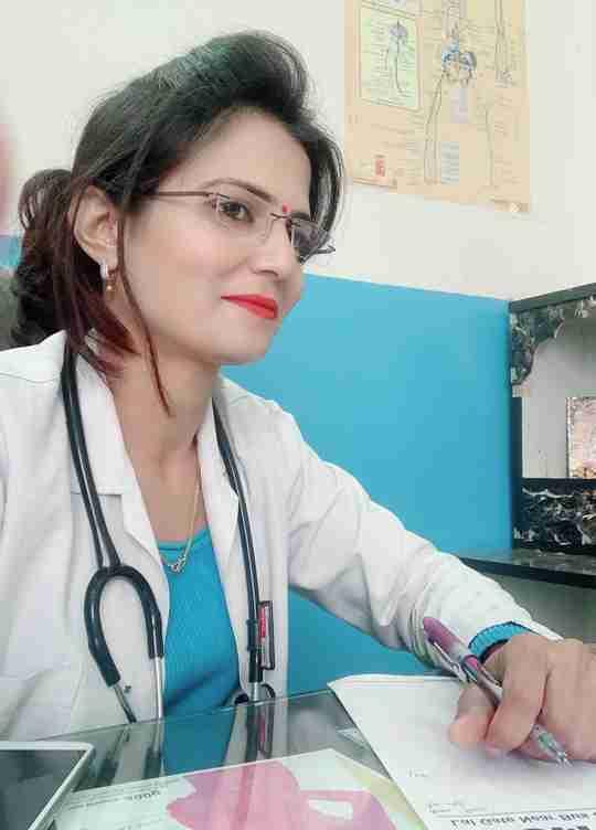 Dr. Pratiksha Chaturvedi's profile on Curofy
