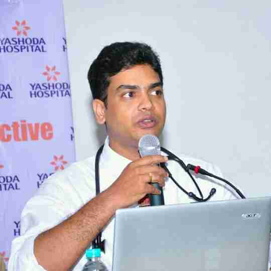 Dr. Dheeraj Kondagari's profile on Curofy