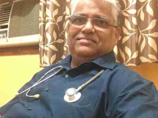 Dr. Krishnanath Sanzgiri's profile on Curofy