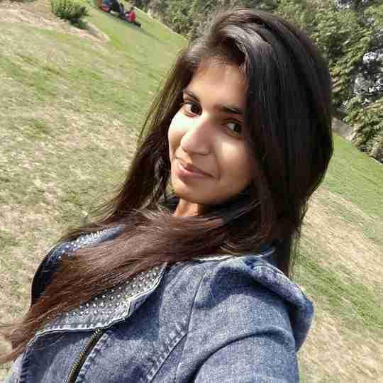 Shweta Goyat's profile on Curofy