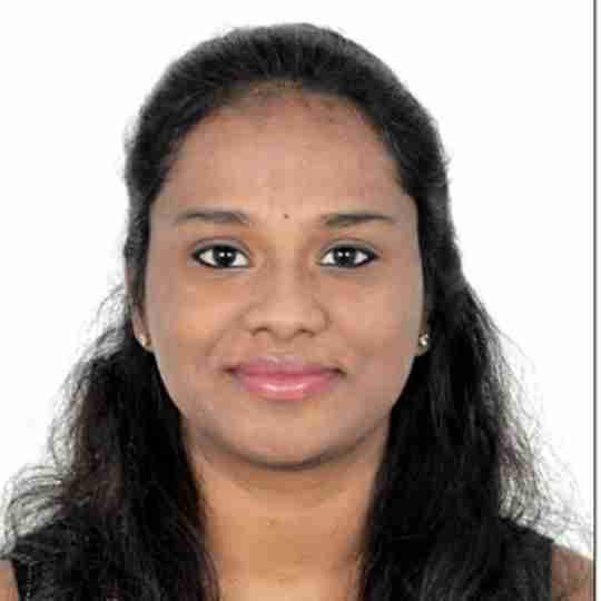 Dr. Pavithra Murugan's profile on Curofy