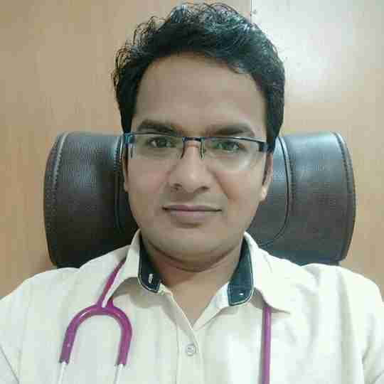 Dr. Mukesh Baghel's profile on Curofy