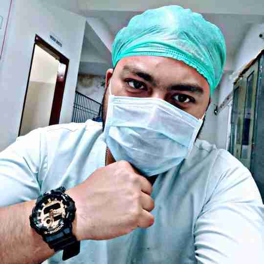 Dr. Adilull Hussain's profile on Curofy