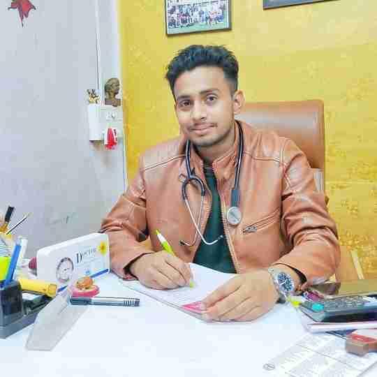 Vivek Raj's profile on Curofy