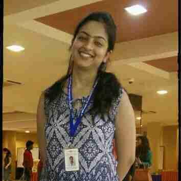 Arpita Goswami's profile on Curofy