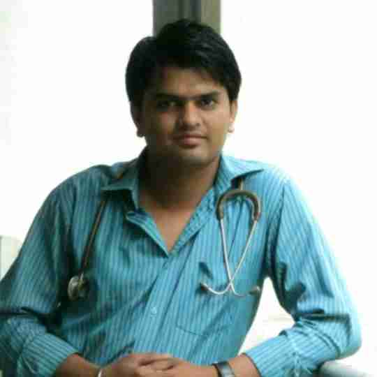 Dr. Arun Pandya's profile on Curofy