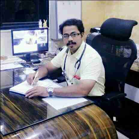 Dr. Vijay Radye's profile on Curofy