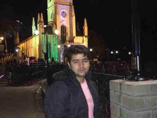 Akash Sharma's profile on Curofy