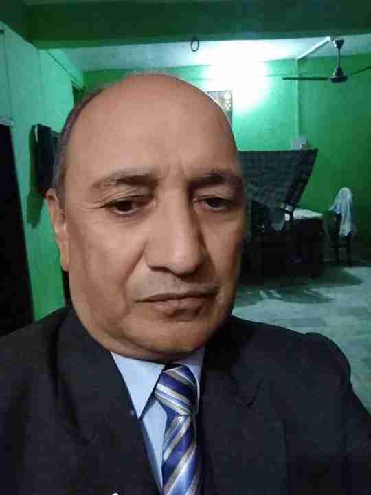 Dr. Narendra Kumar Sharma's profile on Curofy