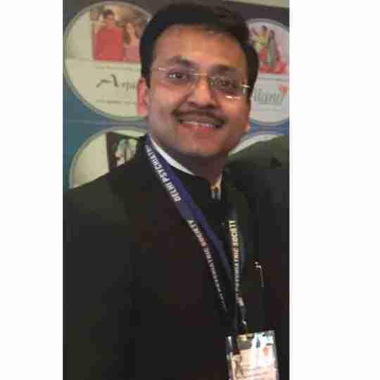 Dr. Deepak Gupta's profile on Curofy