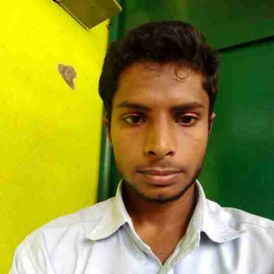 Mohammed Shafeeq's profile on Curofy