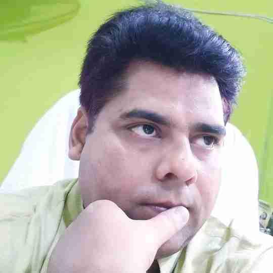 Dr. Santosh Kumar Tiwari's profile on Curofy