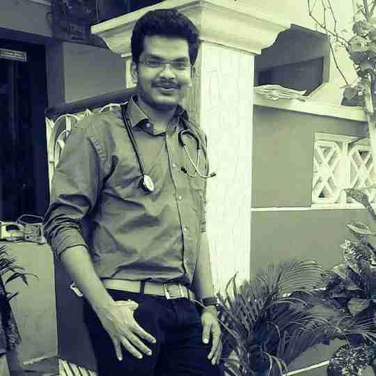 Raviteja Srirama's profile on Curofy