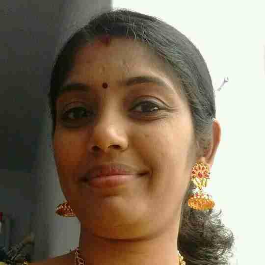 Dr. Vidya Priyadharshini's profile on Curofy