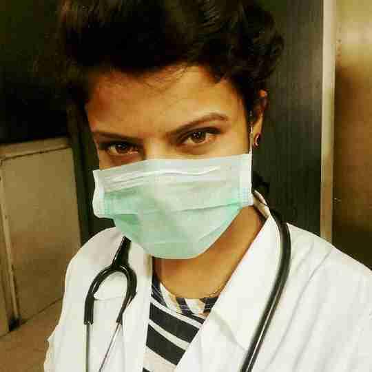 Dr. Priya Sanjay Jaiswal's profile on Curofy
