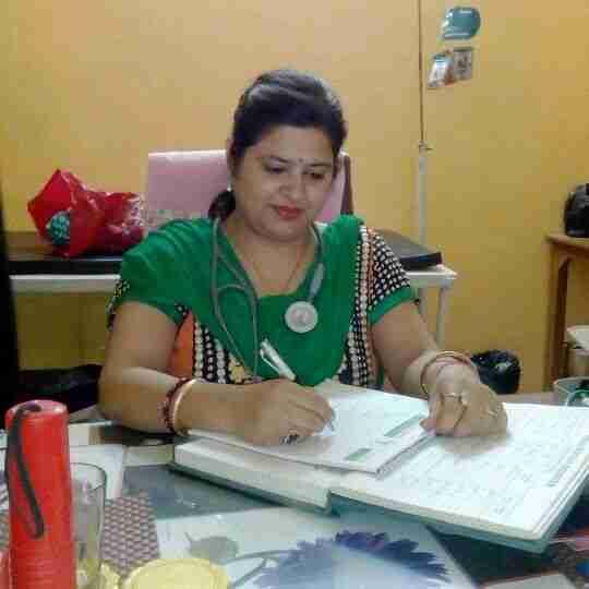 Dr. Neettee Rana's profile on Curofy
