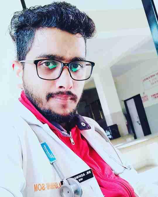 Dr. Ashwani Som's profile on Curofy