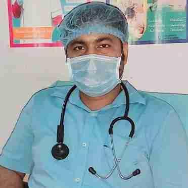 Dr. Robin Kumar Chaube's profile on Curofy
