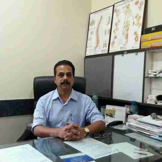 Dr. Dhairyashil Gaikwad's profile on Curofy