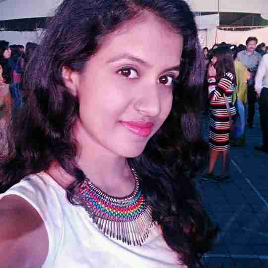 Shivanee Kshirsagar's profile on Curofy