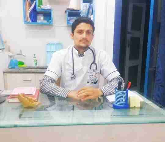 Dr. Arpit Pathak's profile on Curofy