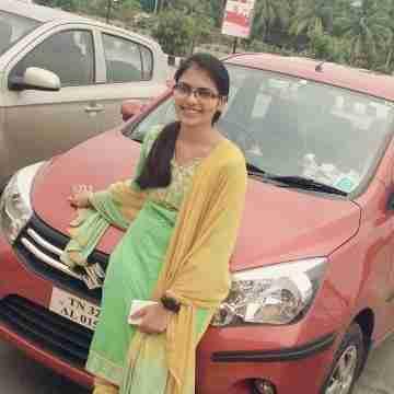 Srinidhi Jayakumar's profile on Curofy