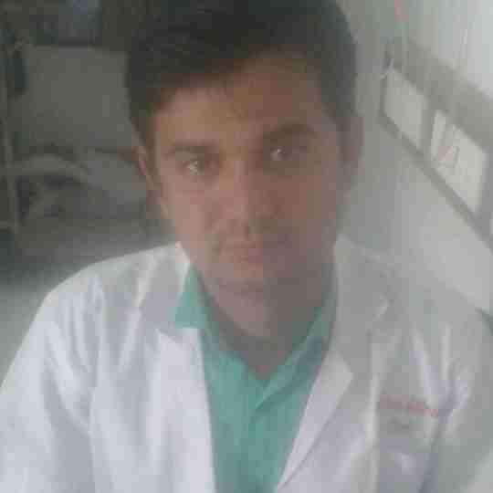 Dr. Batuk Pandiya's profile on Curofy