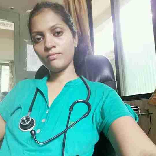 Dr. Jayshree Rathod (Pt)'s profile on Curofy