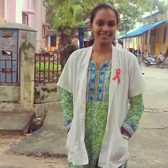 Adithi Menon's profile on Curofy