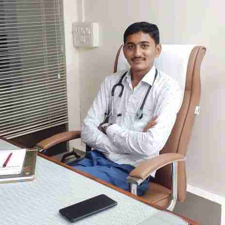 Dr. Shailesh Makvana's profile on Curofy
