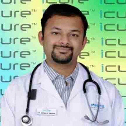 Dr. Krish Vaidya's profile on Curofy