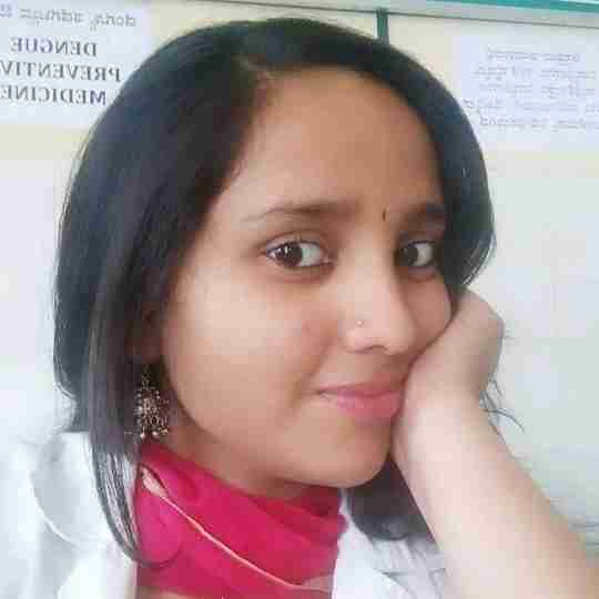Dr. Indu Pathak's profile on Curofy