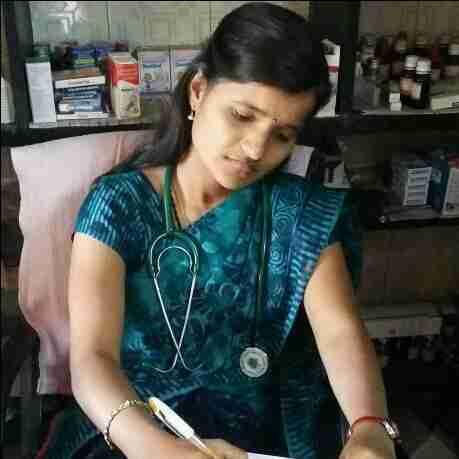 Dr. Savita Patil's profile on Curofy